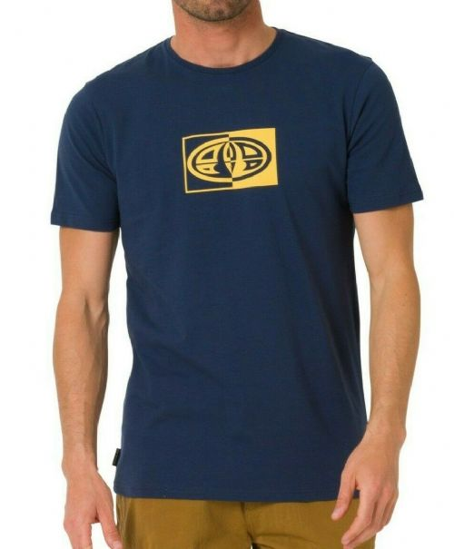 ANIMAL MENS T SHIRT.CLAW NAVY BLUE COTTON SHORT SLEEVED CREW TOP TEE 9S 23/F94